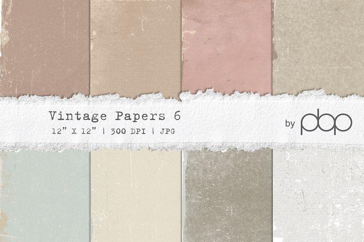 Vintage Paper Textures 6