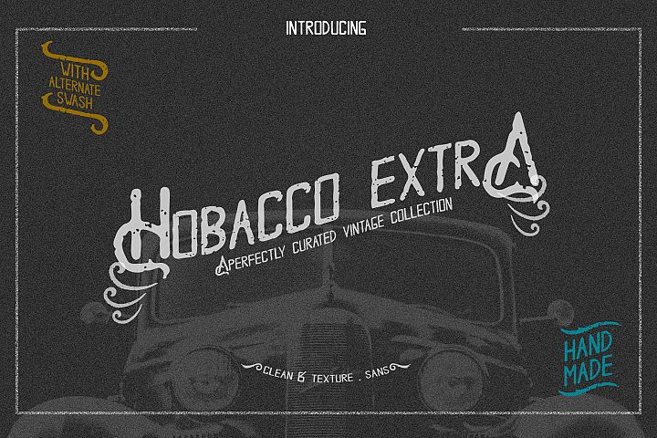 Hobacco Extra Vintage Type
