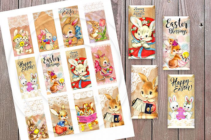Easter Collage Sheet