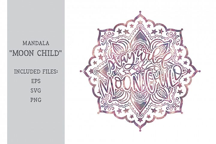 Mandala - Moon Child