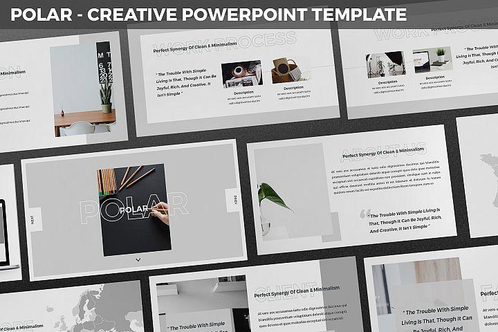 Polar - Creative Powerpoint Template