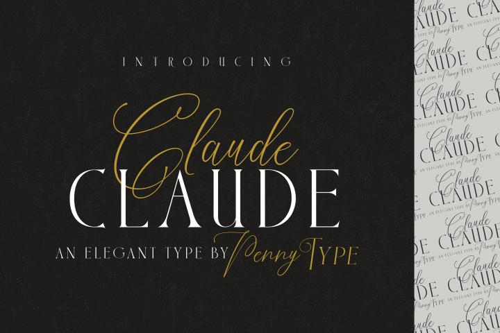 Claude Font Duo