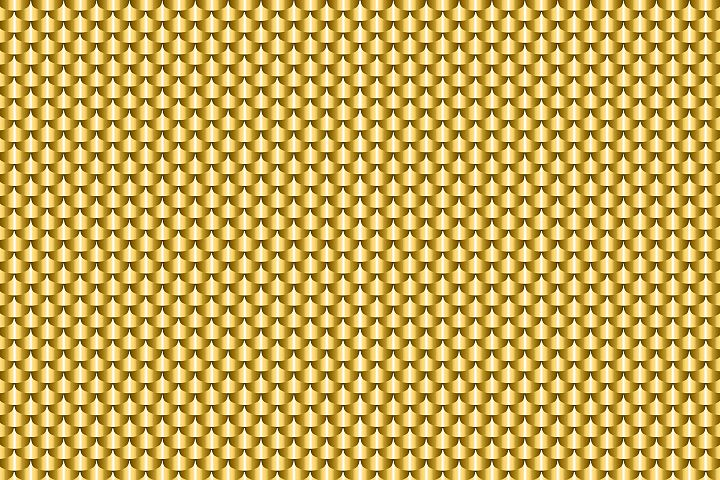 Brushed metal gold flake texture virtual background for Zoom