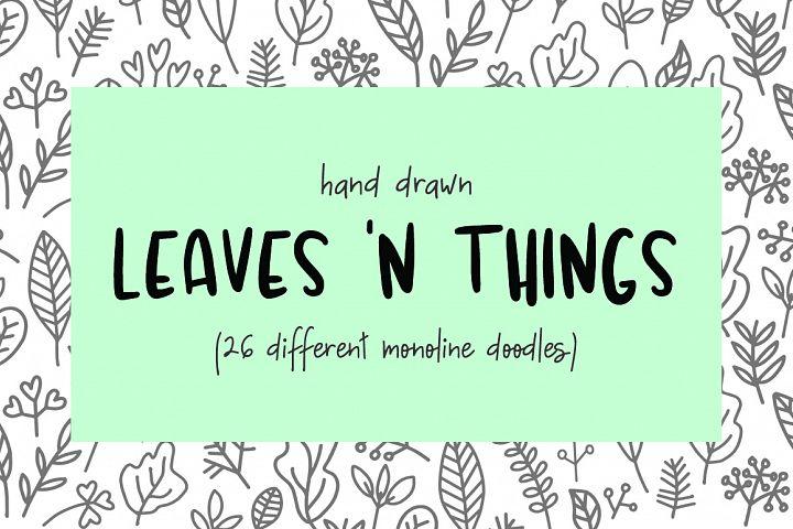 Leaves N Things