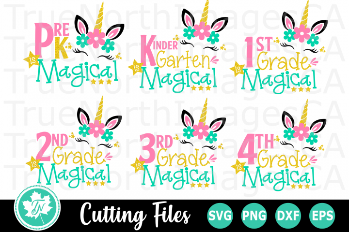 School is Magical - A School SVG Cut Bundle