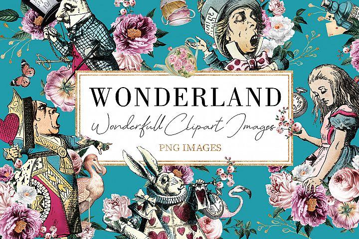 Wonderland |Alice in Wonderland