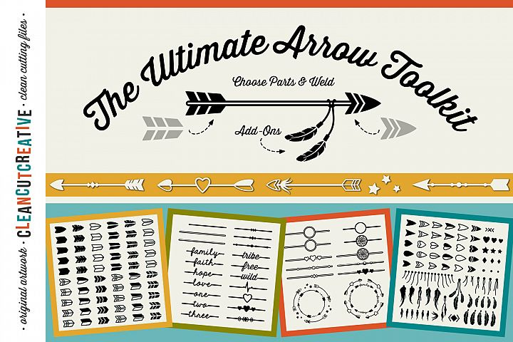 The Ultimate Arrow Toolkit for Paradise Strong