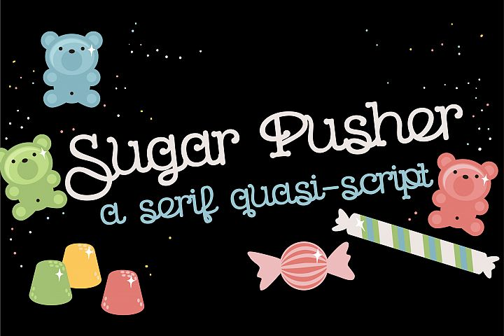 ZP Sugar Pusher