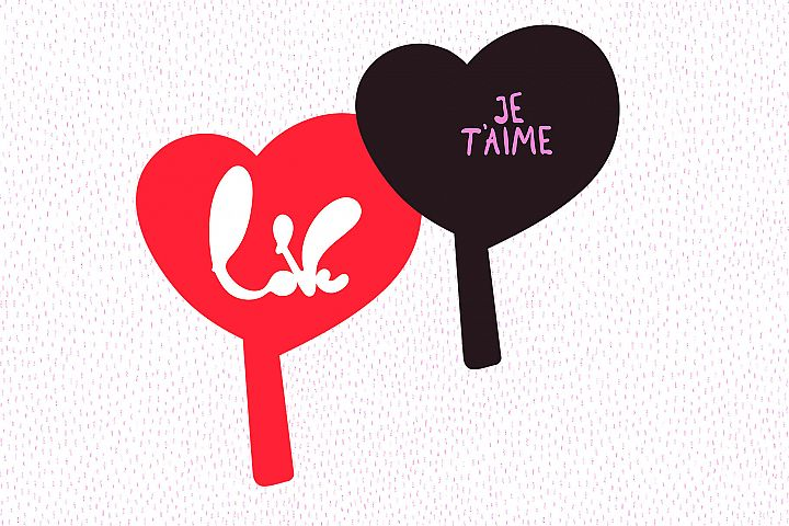 Valentines Day Vector_part 14