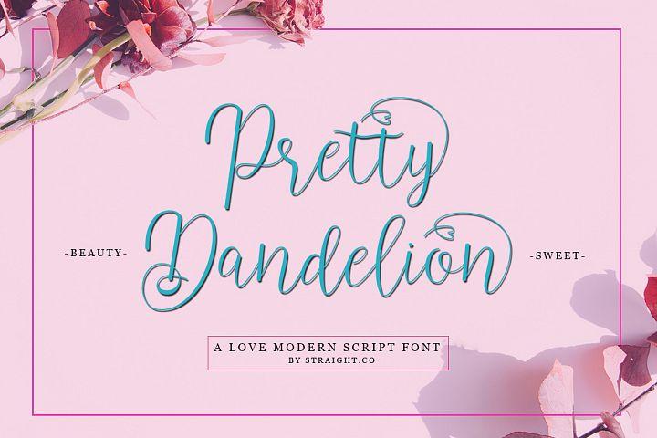 Pretty Dandelion