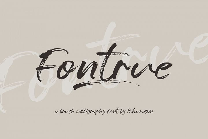 Fontrue