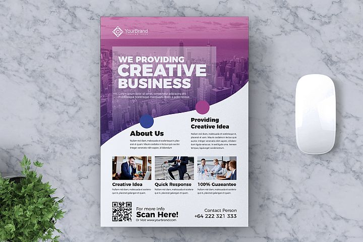 Corporate Business Flyer Vol. 06
