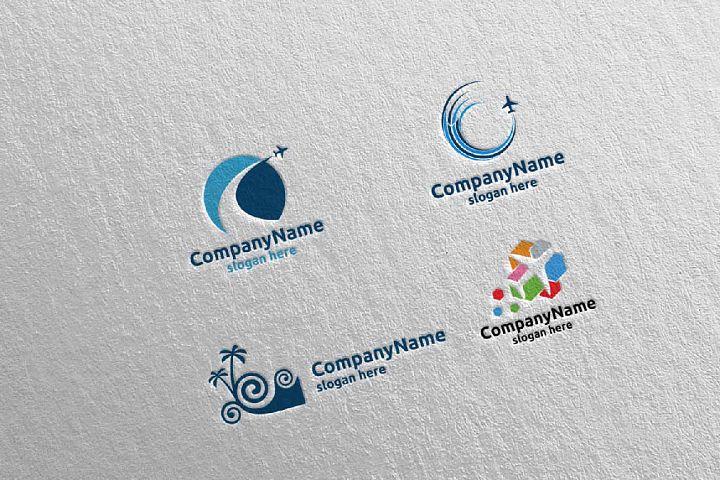 Travel and Tour Logo Design 12