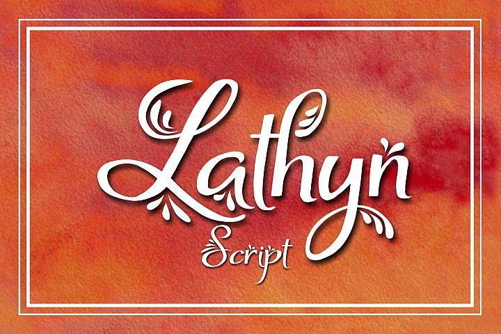Lathyn