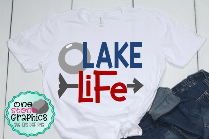 Lake life svg,lake svg,lake cut file,life on the lake svg