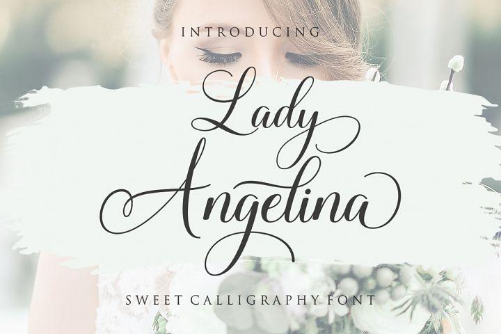 Lady Angelina Script