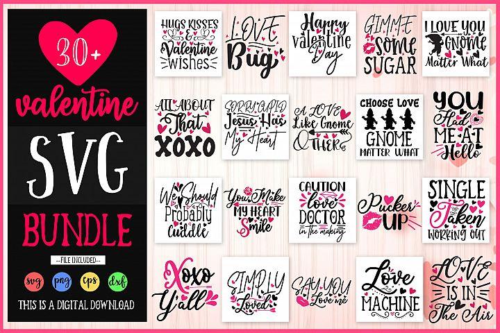 Valentine SVG Design Bundle Vol 1