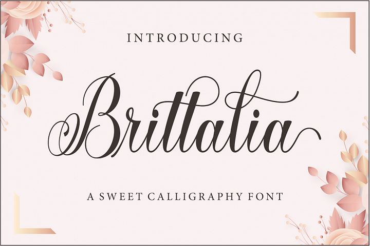Brittalia Script