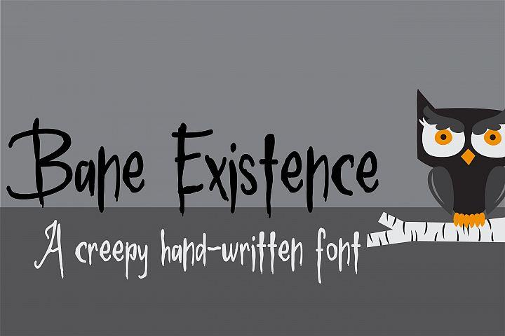 ZP Bane Existence
