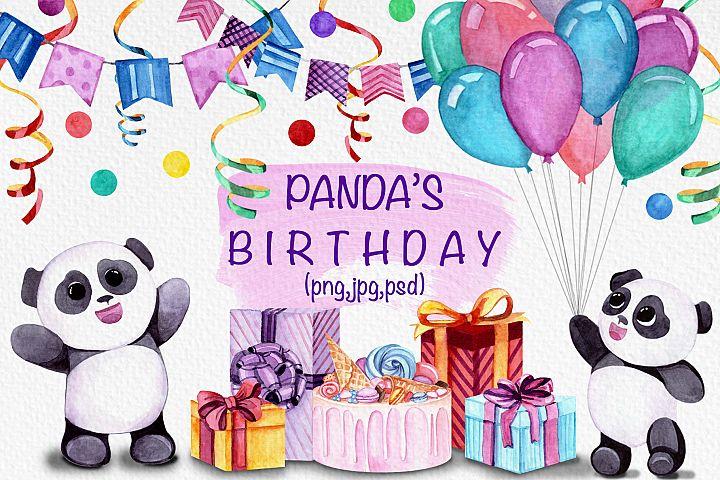 Pandas birthday