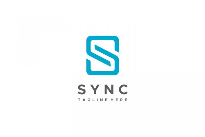 Sync - Letter S Logo