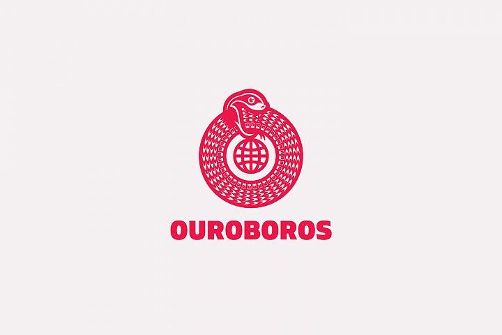 Ouroboros Logo Template