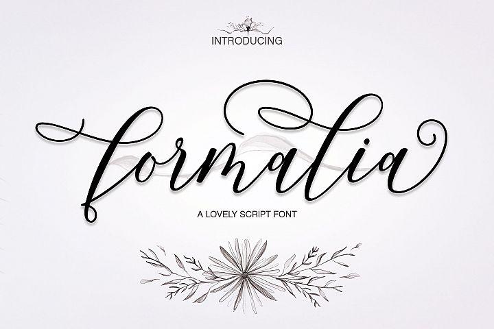 Formalia Script