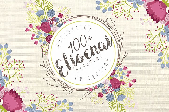 100+ Elioenai Ornament Collection