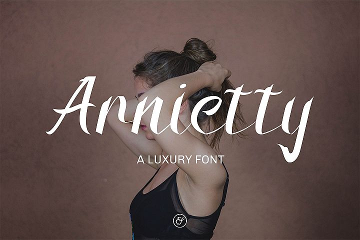 Arnietty - Luxury Font & Uniqe
