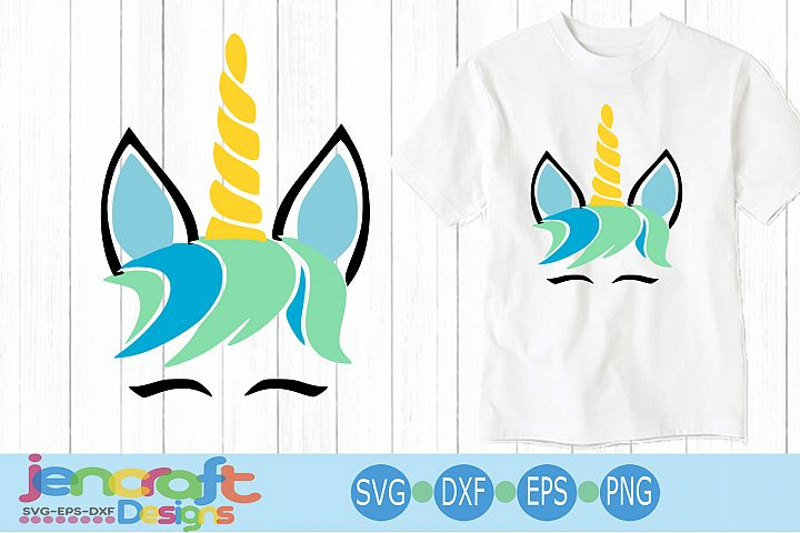 Boy Unicorn svg, eps, dxf