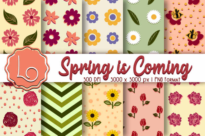 Spring is Coming - Season Patterns