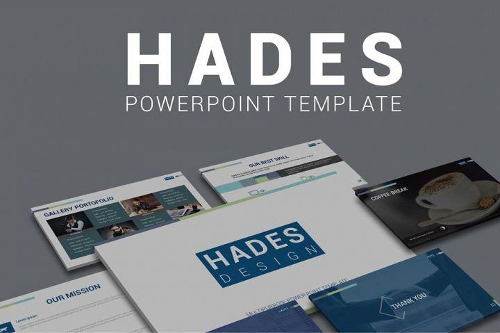 Hades Powerpoint Presentation