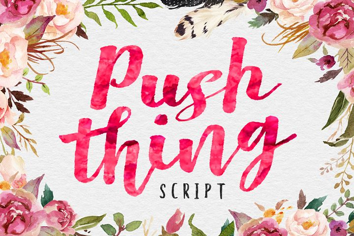 Pust Thing Script