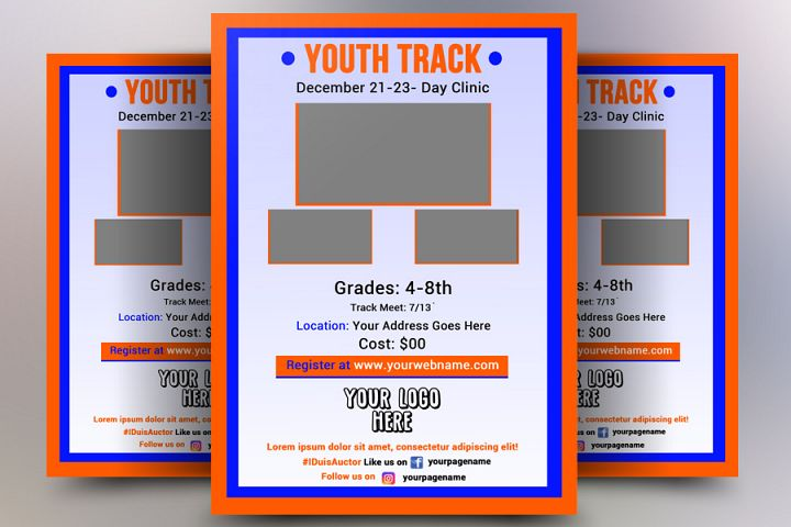 Track Flyer