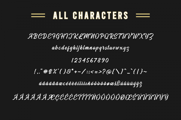 Arthein - Free Font of The Week Design4