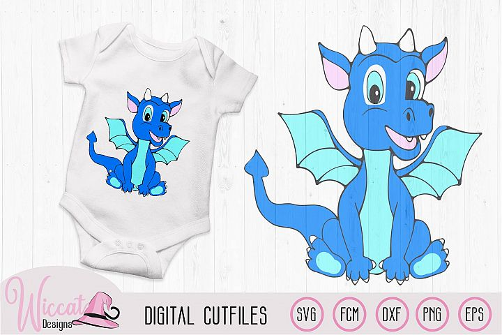 Boy dragon svg, nursery svg cut file, fantasy