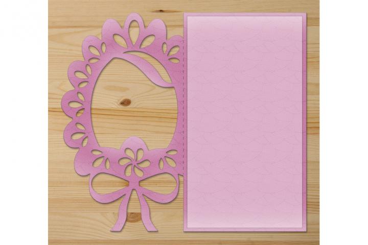 Frame Card (Half Fold)