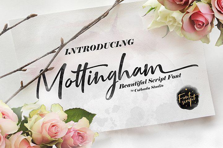 Mottingham Script