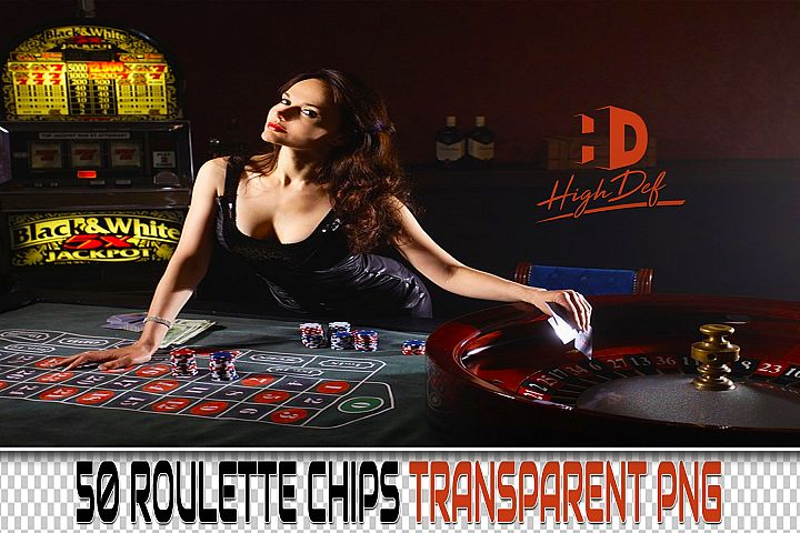 50 ROULETTE CHIPS PNG PHOTOSHOP OVERLAYS BACKGROUND BACKDROP