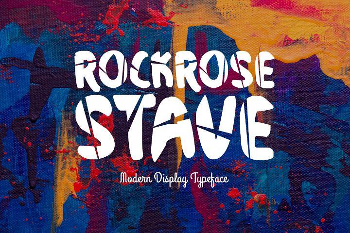 Rockrose Stave