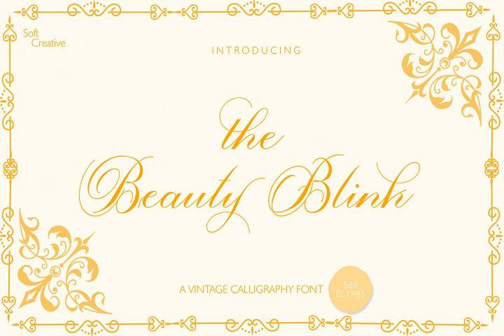 The Beauty Blink Script