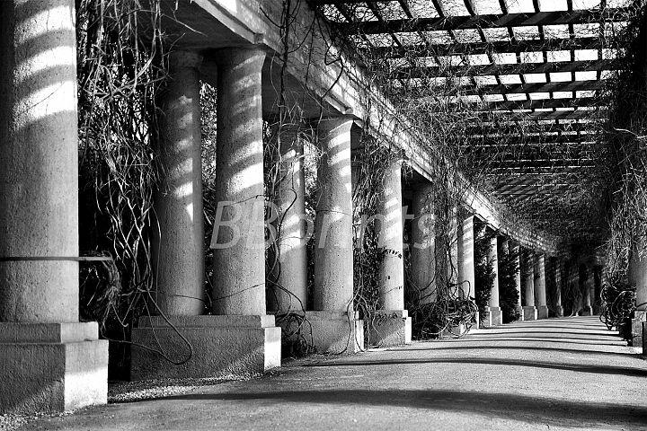 Architecture photo, alleyway photo, arch photo, street photo