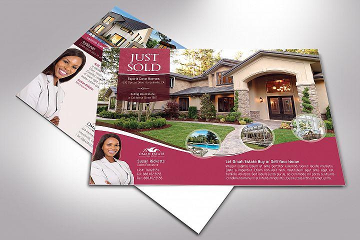 Real Estate Postcard Template V2