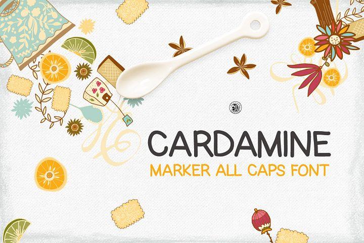 Cardamine Font