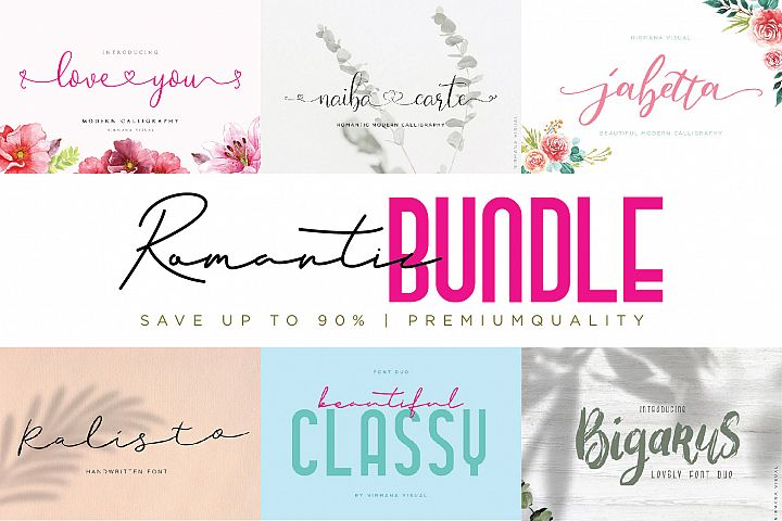 The Romantic Bundle