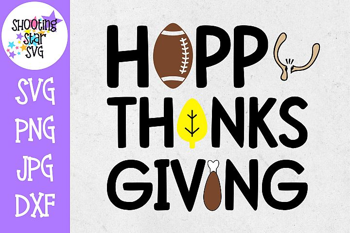 Happy Thanksgiving SVG - Thanksgiving SVG