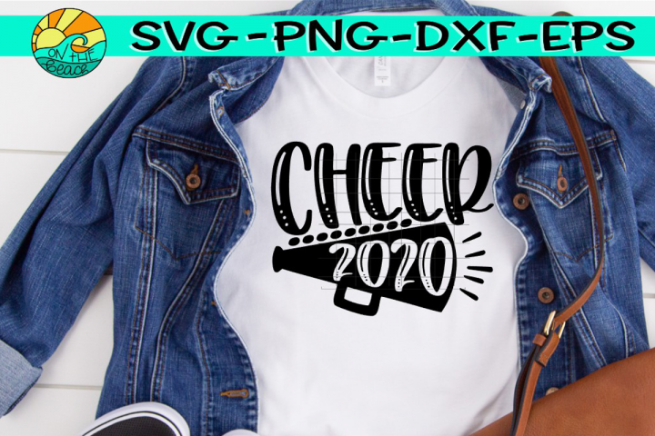 Cheer 2020 - SVG PNG EPS DXF
