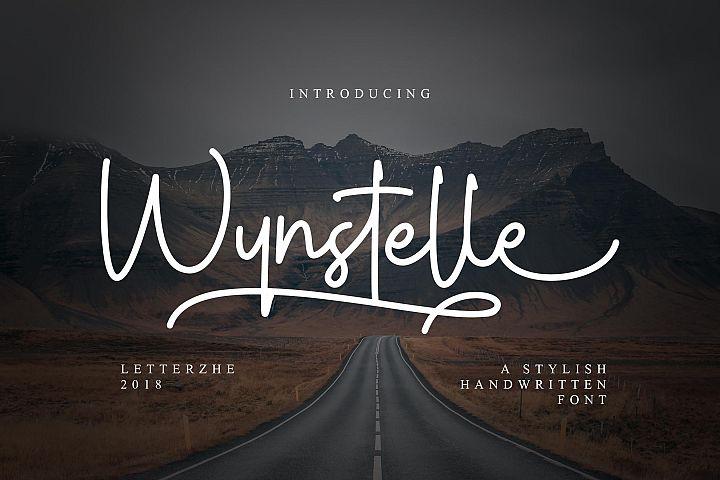 Wynstelle Script