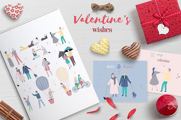 Valentines wishes collection