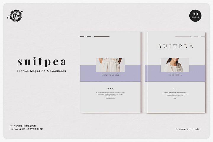 SUITPEA Fashion Magazine & Lookbook